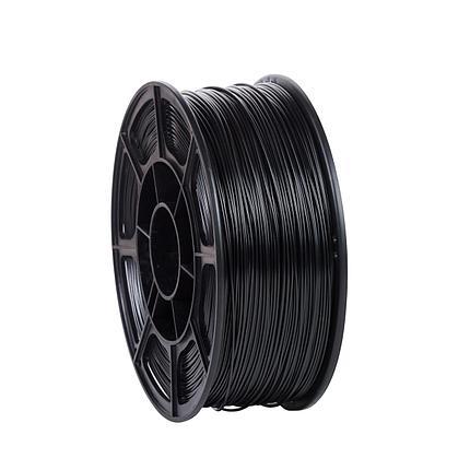 """Пластик для 3D печати """"НИТ"""", PLA черный 1 кг., фото 2"""