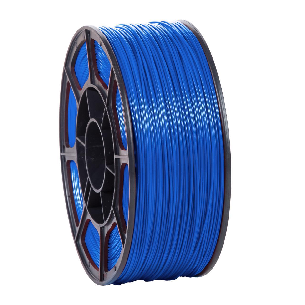 "Пластик для 3D печати ""НИТ"", ABS кобальтово-синий 1 кг."
