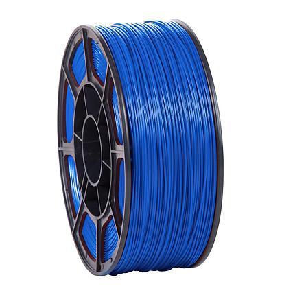 """Пластик для 3D печати """"НИТ"""", ABS кобальтово-синий 1 кг., фото 2"""