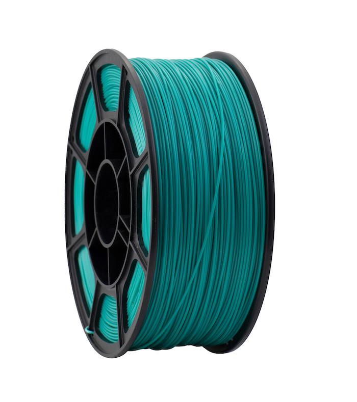 "Пластик для 3D печати ""НИТ"", ABS перламутрово-бирюзовый 1 кг."