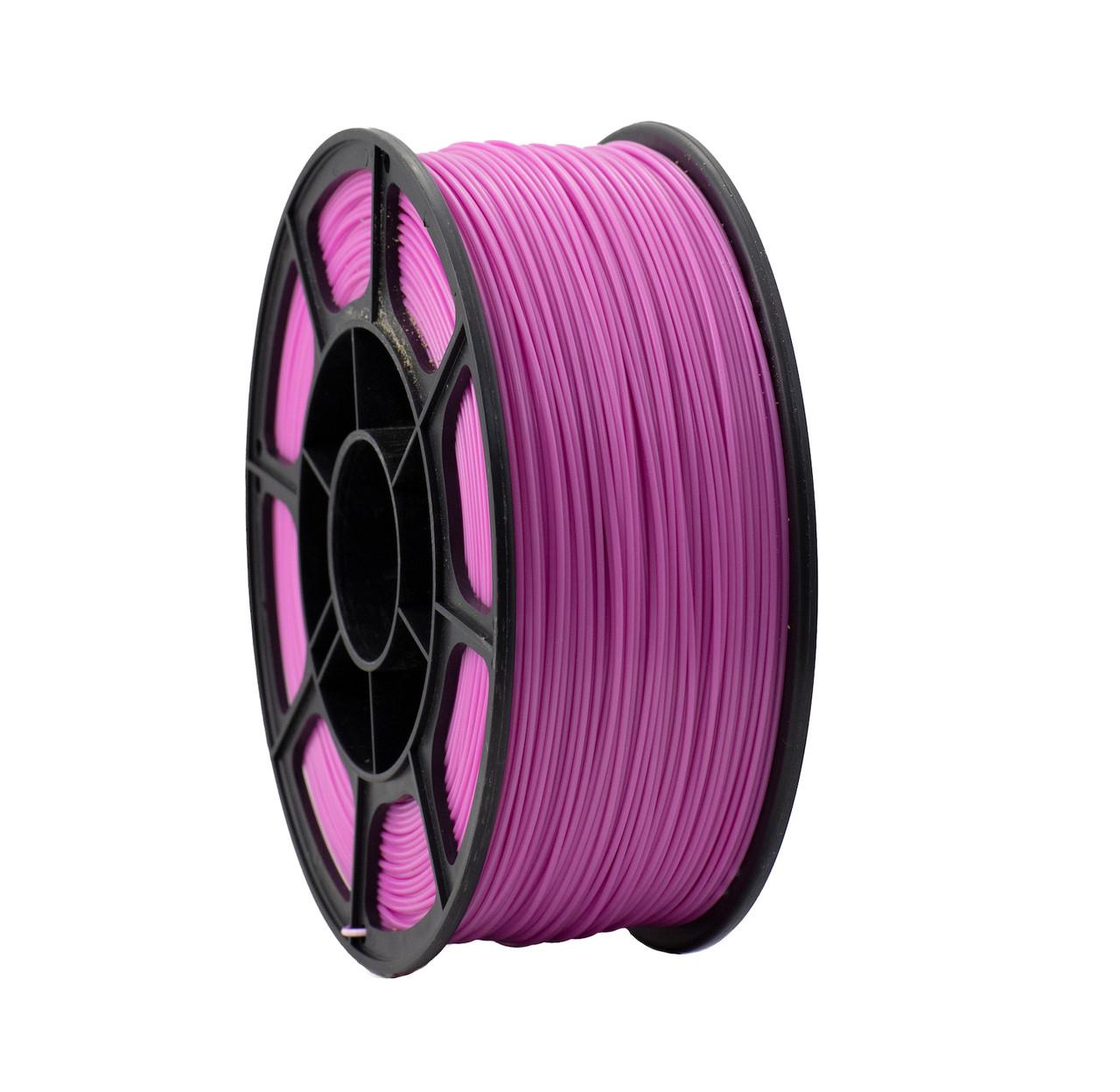 """Пластик для 3D печати """"НИТ"""", ABS флуоресцентный розовый 1 кг."""