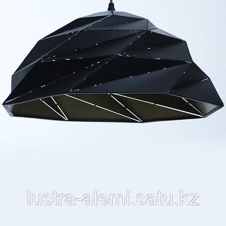 Люстра Подвесная HFD 0221A-1L E27 BLACK+GOLD (TEK-AVIZE), фото 2