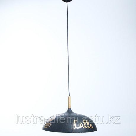 Люстра Подвесная 50660/1 E27 D=420 BLACK (ASYA-AVIZE), фото 2