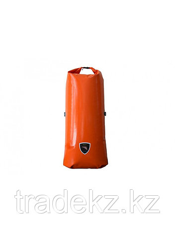 Герморюкзак 110 л. Берег ПВХ 650 гр/м2. С магнитной застежкой и лямками. Вес 1,4 кг., фото 2