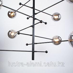 Люстра Модерн 951/8 BK (1007), фото 2