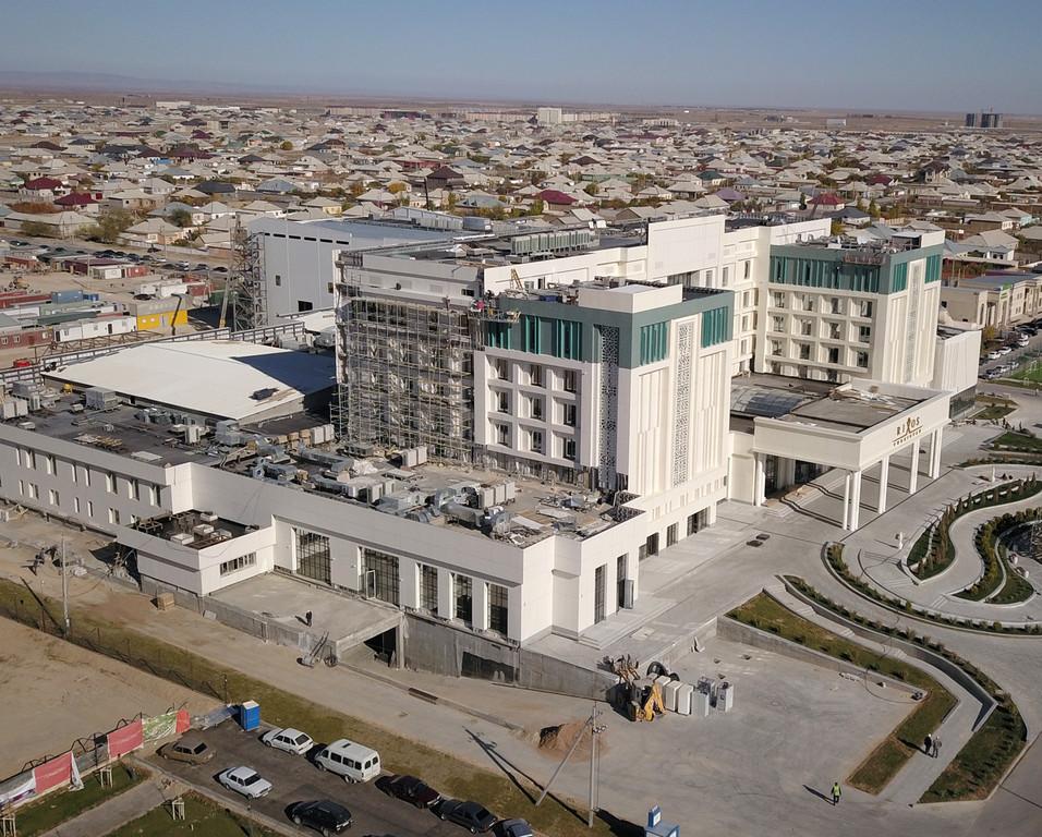 Отель Rixos Turkistan