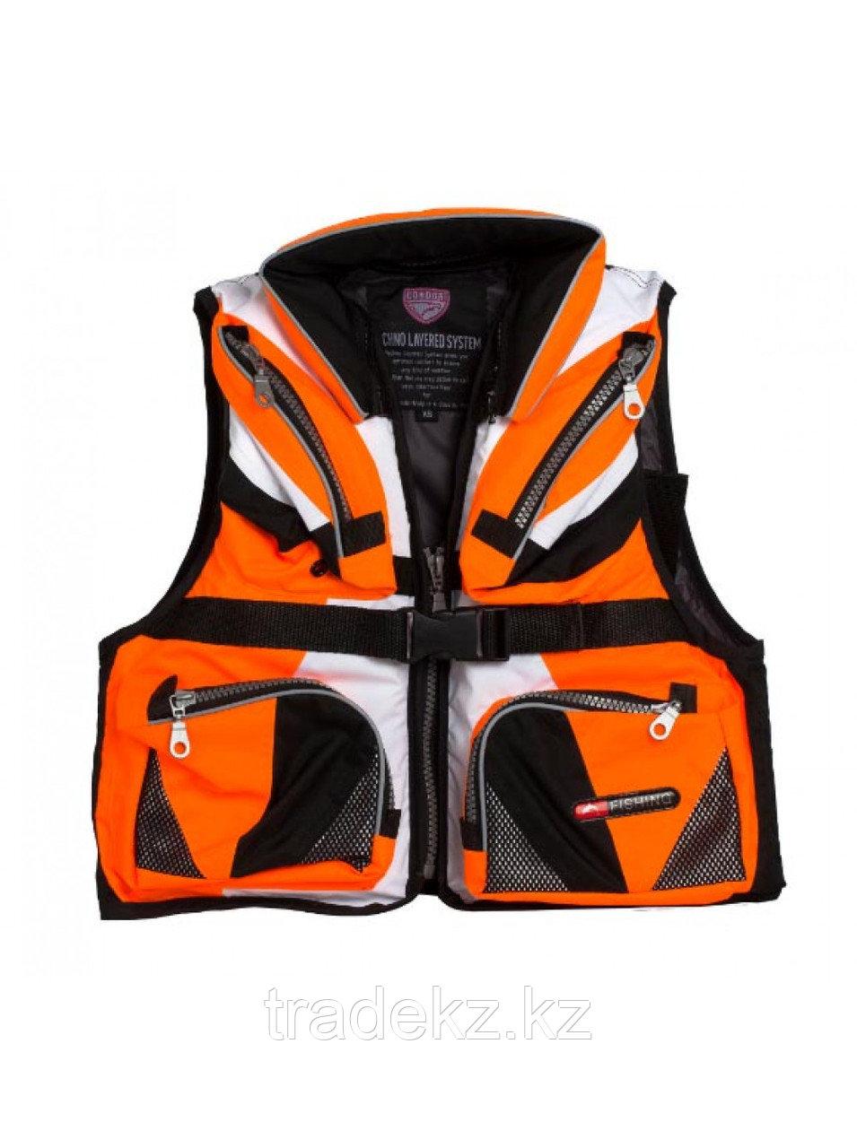 Жилет спасательный CONDOR, модель J28, размер S (подростковый)