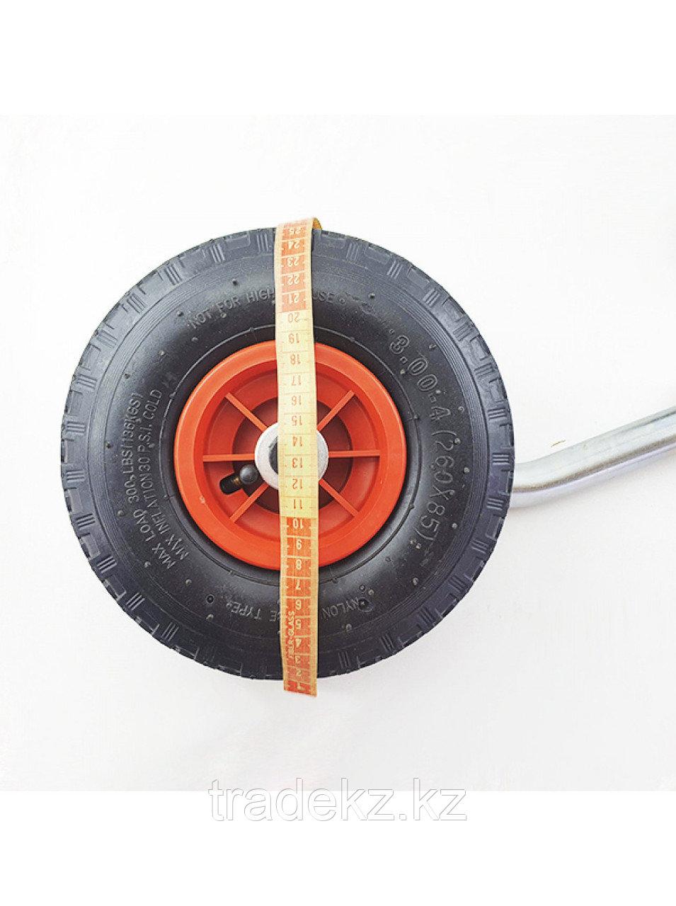 Колеса транцевые откидные ТР 20 - фото 3