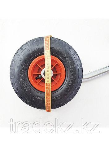 Колеса транцевые откидные ТР удлиненные, фото 2