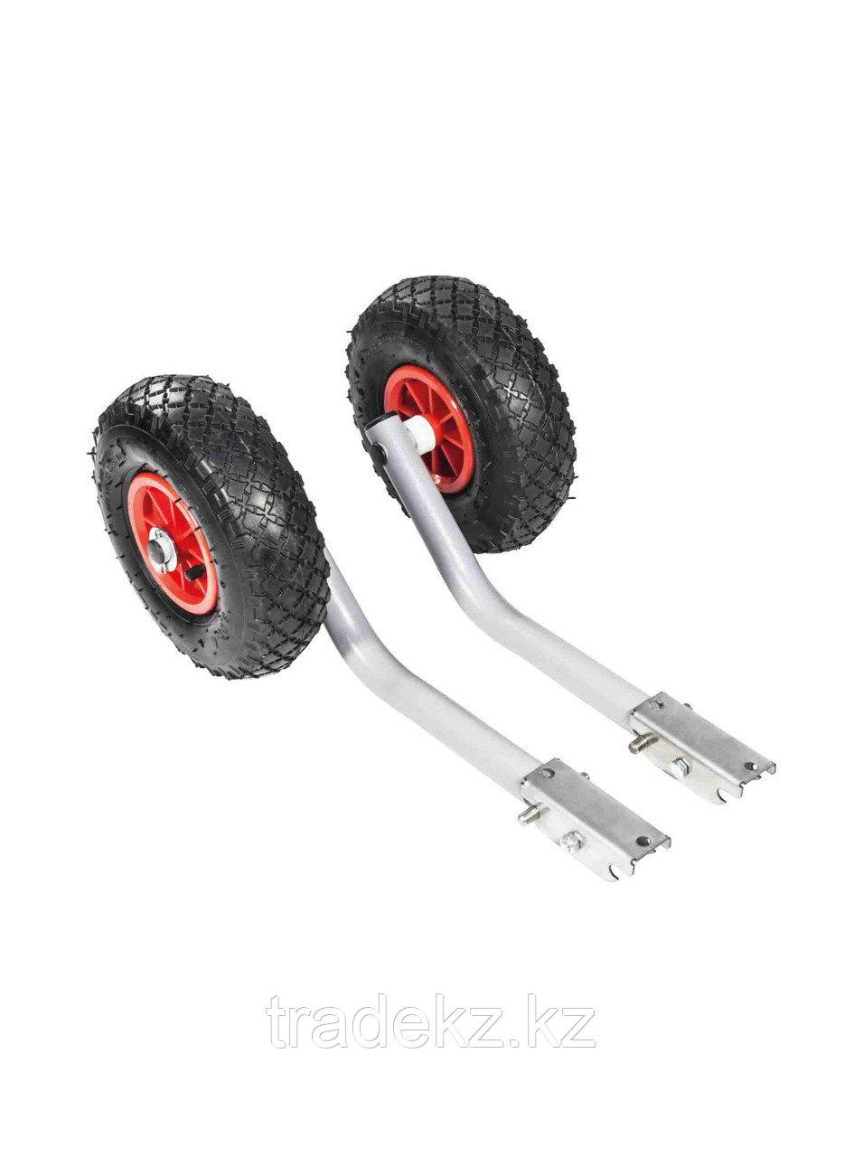Колеса транспортировочные транцевые СК оцинкованные быстросъёмные