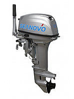 Лодочный мотор бензиновый SEANOVO SN 9.9 FHS Enduro (новинка)