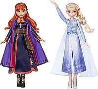 Hasbro Disney Frozen E5498/E6853 Поющая Кукла