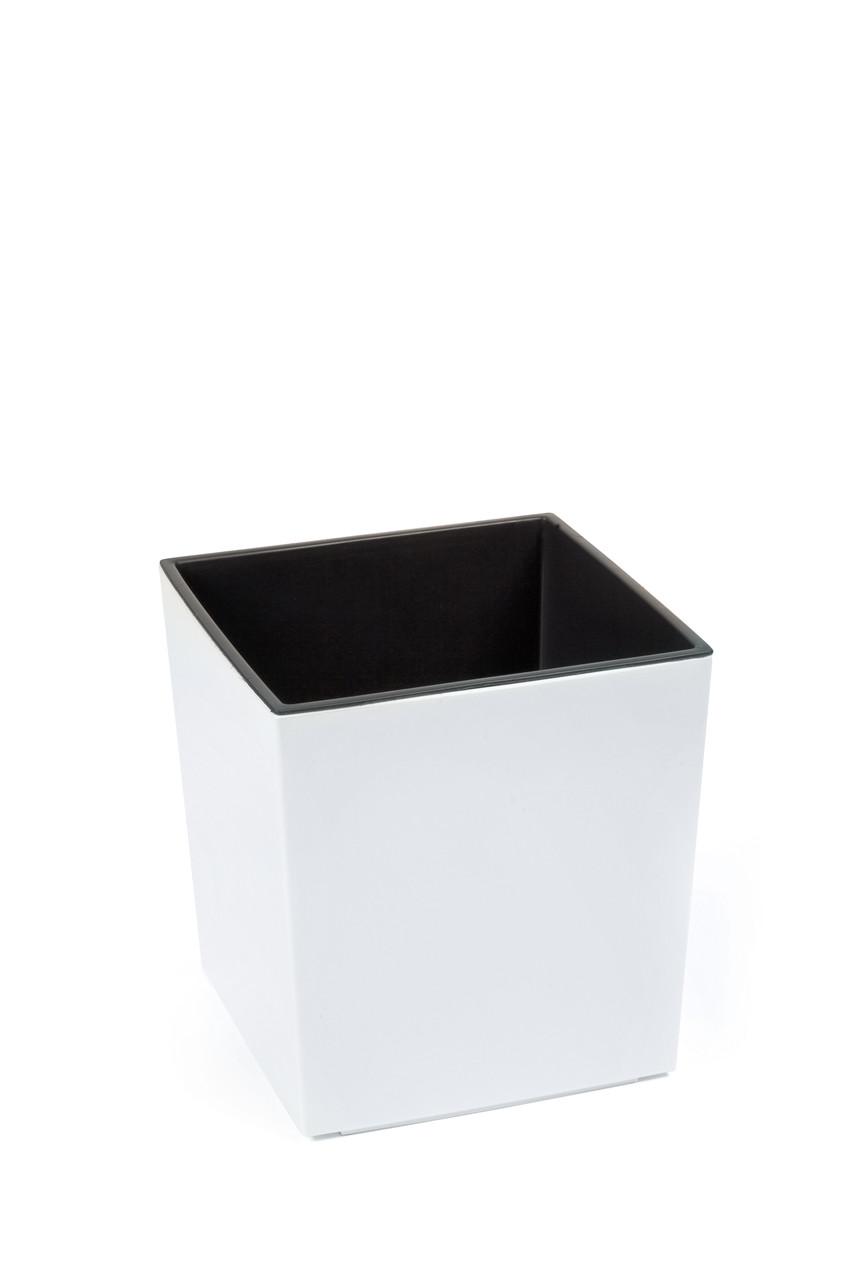 Juka Lamela Горшок 300x300 - белый с вкладышем