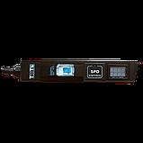 Вертикальный блок розеток, 20xC19, 250V, 16A, A/V-метр, шнур 3 метра, вилка C20, фото 3