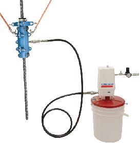 Оборудование для смазки тросов SKF WRL