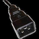 Шнур питания С13-C20, 3х0.75, 220В, 10А, фото 3
