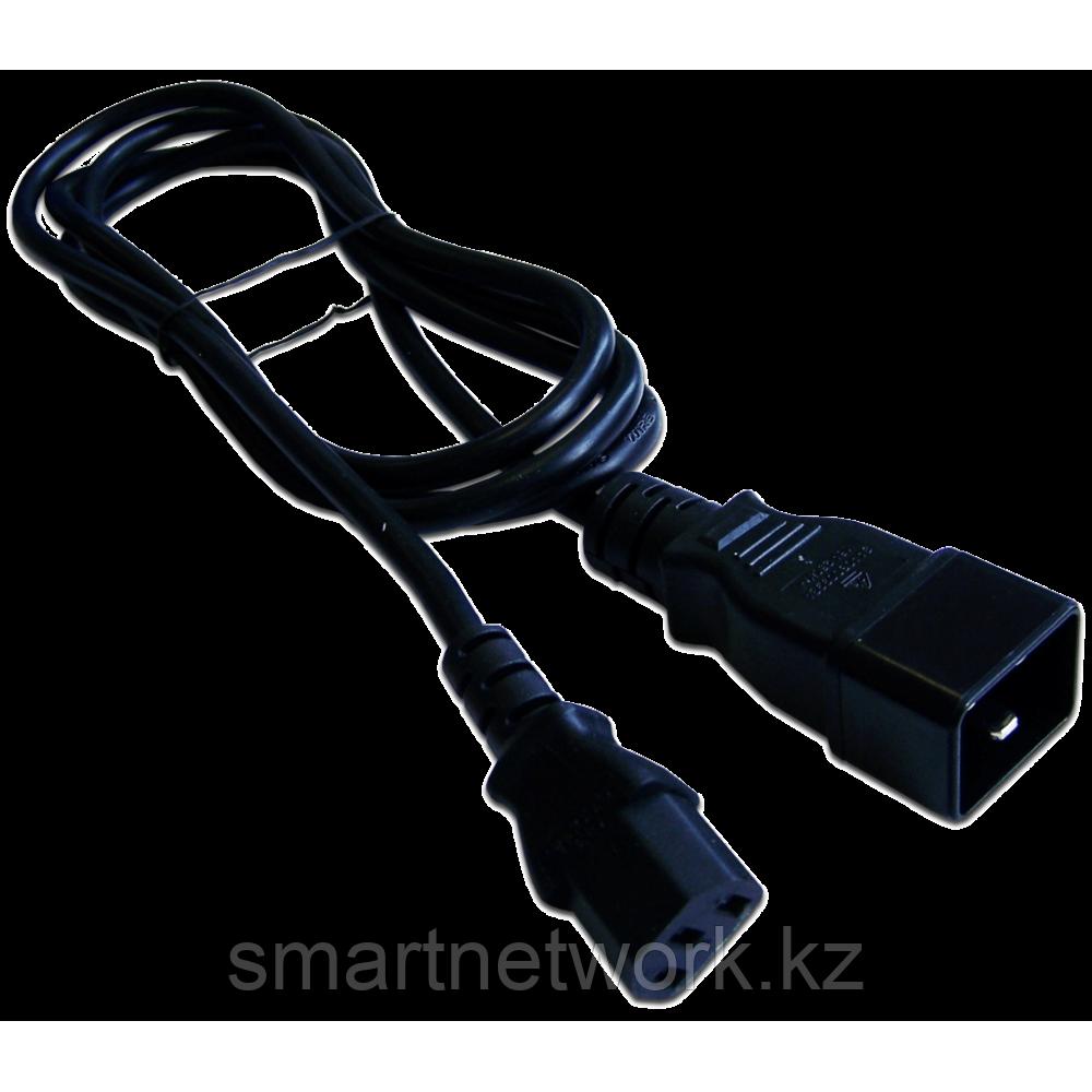 Шнур питания С13-C20, 3х0.75, 220В, 10А