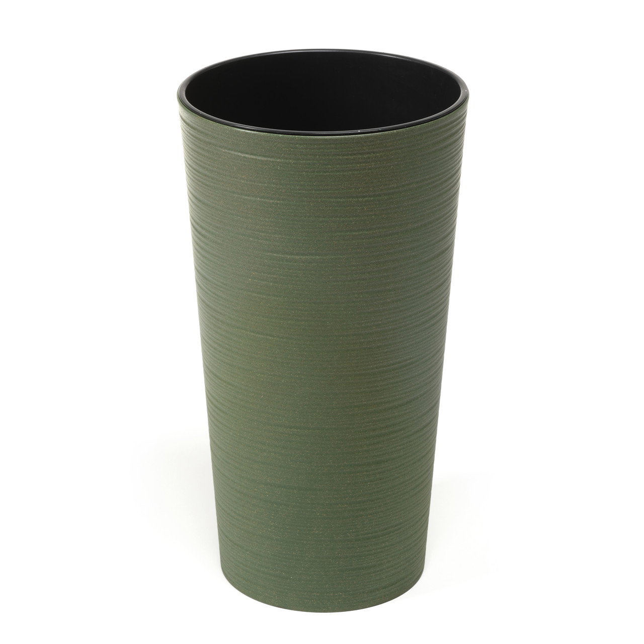 Горшок для цветов Lilia Lamela ЭКО 250 Dluto - лесной зеленый