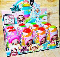 LK1148 PetDolls Куколки с волосами в яйце сюрпризе 12шт в уп.,цена за 1шт 15*9см, фото 1