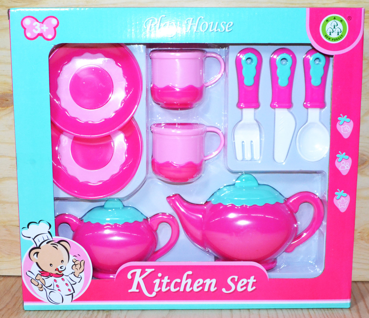 NF787-17 Чайный сервиз Kitchen Set 31*27см