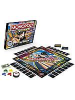 Настольная игра Монополия Гонка