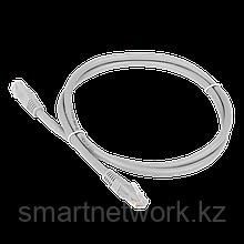 Патч-корд TWT UTP кат.6, с заливными колпачками
