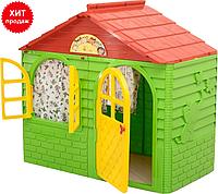 Детский игровой домик Doloni зеленый 02550\10