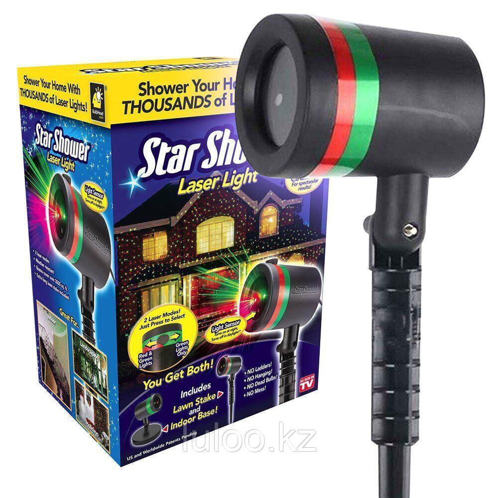 Лазерный звездный проектор Star Shower Laser Light. - фото 4