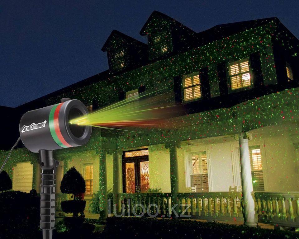 Лазерный звездный проектор Star Shower Laser Light. - фото 1