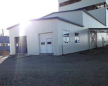 Завод по глубокой переработке сои 9