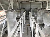 Завод по глубокой переработке сои 4