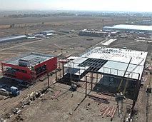 Завод по производству мороженого Шин-Лайн 13