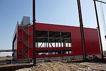 Завод по производству мороженого Шин-Лайн 14