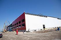Завод по производству мороженого Шин-Лайн 6
