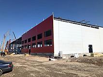 Завод по производству мороженого Шин-Лайн 23