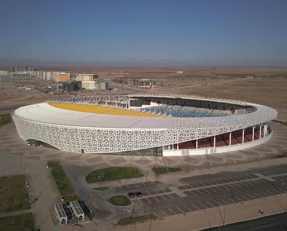 Стадион на 7000 мест