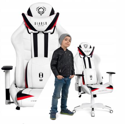 Кресло геймерское игровое компьютерное DIABLO X-RAY, фото 2