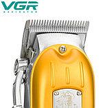 Машинка для стрижки VGR профессиональная, фото 5
