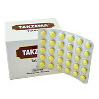 Такзема от экземы дерматита Takzema Charak 30таб