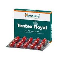 Тентекс Роял 10 кап Tentex Royal - аюрведический природный стимулятор эрекции