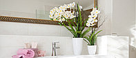 Цветочные веточки и композиции - искусственные декоративные растения