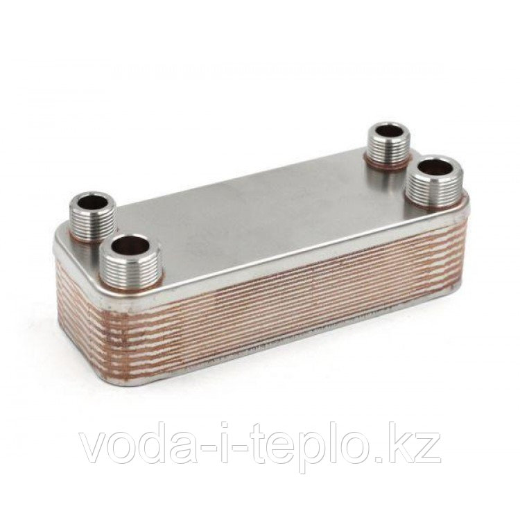 Теплообменник пластинчатый паяный К030-60