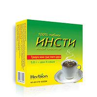 Инсти-чай травяной от гриппа и простуды №5, пакетики