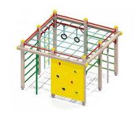 Детский спортивный комплекс (2,66 м х2,66 м х 2,2 м)