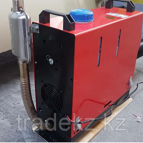 Автономный дизельный обогреватель, дизельная печка, 12В, мощность 5 кВт, фото 2