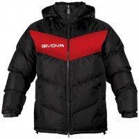 Куртка зимняя GIUBOTTO PODIO Черно-красный, XL