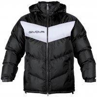 Куртка зимняя GIUBOTTO PODIO Черно-белый, XL