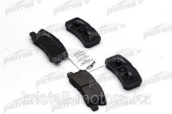 Колодки задние MMC Pajero4 3.0   PBP1604   Patron