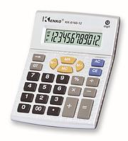 Калькулятор 12-р KK-6160 (размер 15*11см)