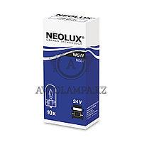 Лампа N507 W5W 24V (5W стандарт картонная коробка) (в упаковке 10шт, цена за 1шт)